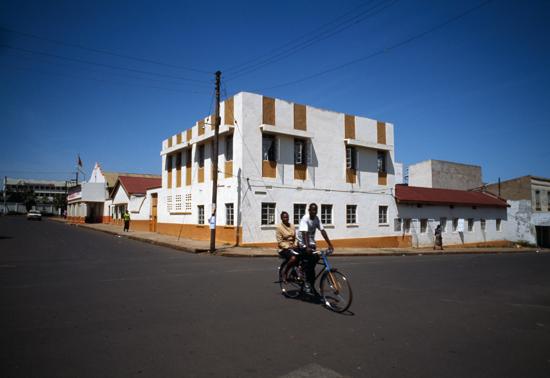 Boda boda in Kisumu