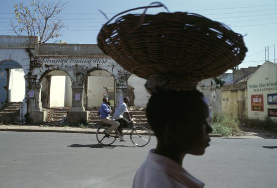 Street in Kisumu