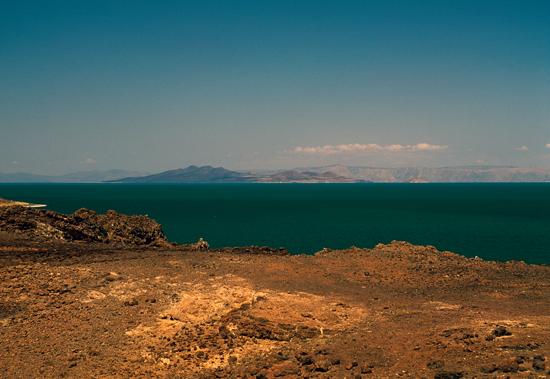 Lake Turkana in kenya