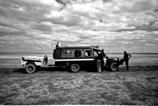 Going on Safari to Lake Turkana