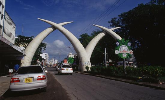 Landmark of Mombasa