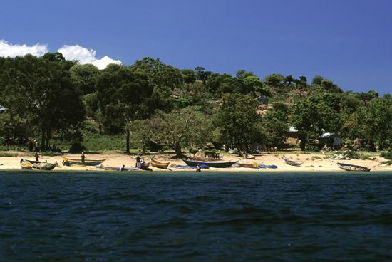 Lake Victoria islands