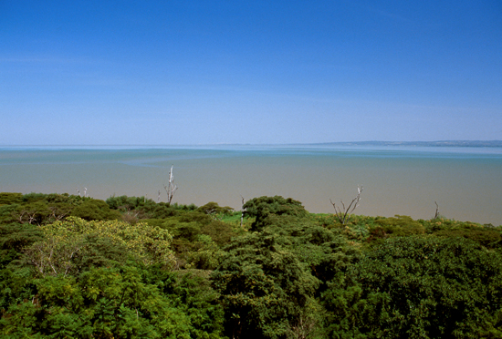 Kisumu Impala Sanctuary and Lake Victoria