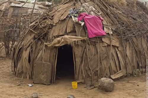 Dassanach hut