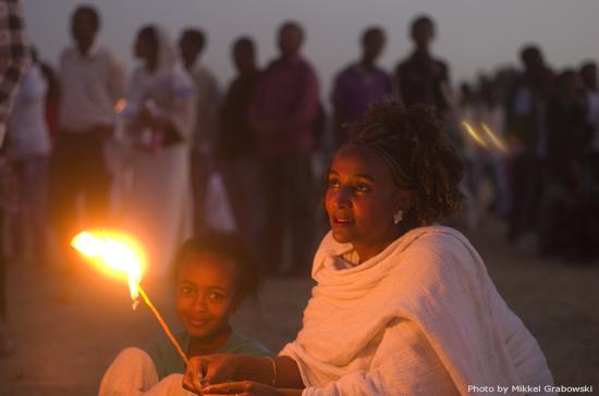 Thimkat in Ethiopia