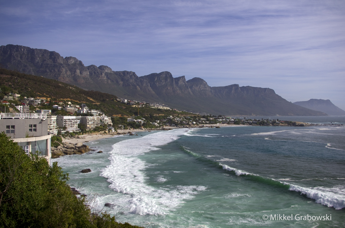 Twelve Apostles at Camps Bay