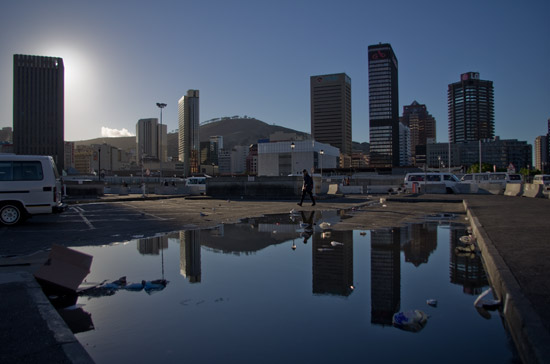 Tall buildings in Cape Town